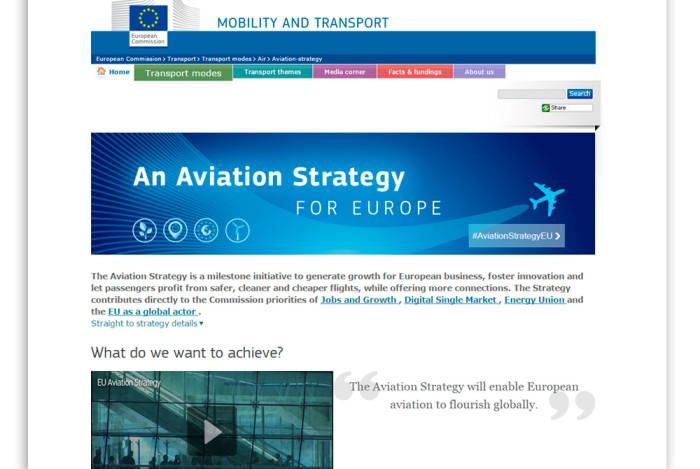 Europeisk flygstrategi