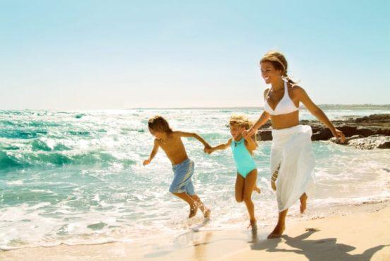 destinationerna som Mallorca, Turkiet, Kreta och Rhodos